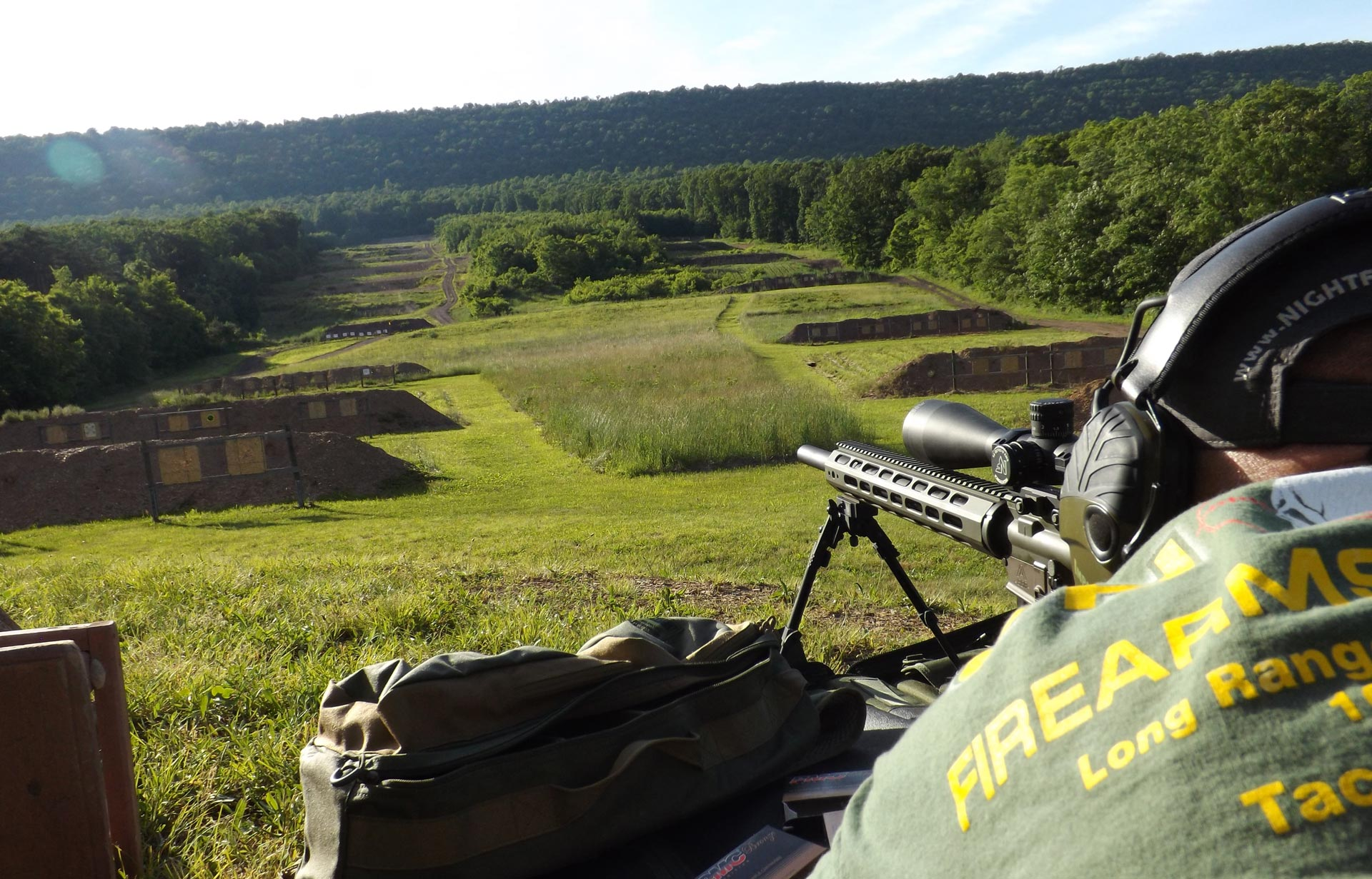 Long Range Precision Rifle Training